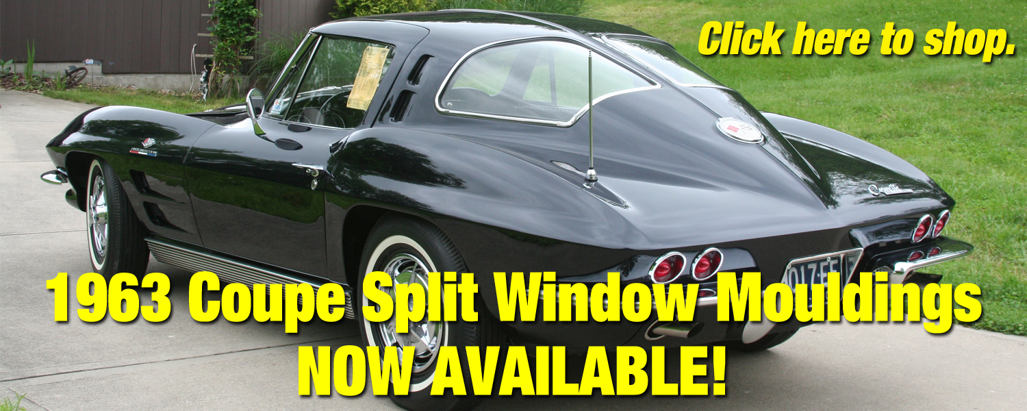 Click for 1963 Split Window Mouldings