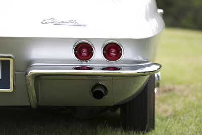 Corvette Exhaust