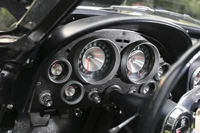 Corvette Gauges